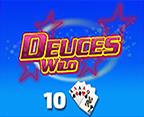 Deuces Wild 10 Hand